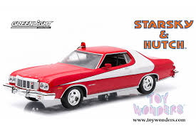 Starsky And Hutch Movie Car Starsky U0026 Hutch Ford Gran Torino Hard Top 86442 1 43 Scale