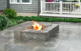 How To Make Patio How To Build A Fire Pit Patio This Old House