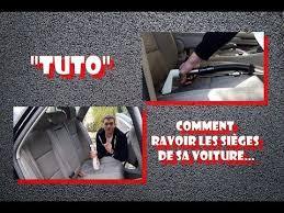 comment laver siege auto tissu tuto comment nettoyer ravoir les sièges en tissus de sa voiture