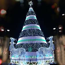 Spiral Light Christmas Tree Outdoor by Spiral Christmas Tree Lights Outdoor Spiral Lighted Christmas Tree