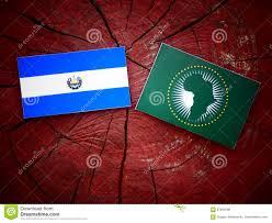 Salvadoran Flag El Salvador Flag Stock Photos Royalty Free Images