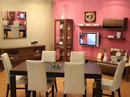 pareti sala da pranzo pareti colorate beige