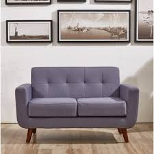 Cheap Living Room Furniture Packages Palm Rosarito Fabric Loveseat Free Shipping Today