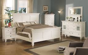 shannon 4 piece king bedroom set white levin furniture