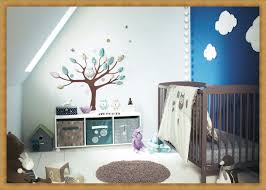 Baby Nursery Tree Wall Decals by Stickers For Nursery Wall Decals Home Decorations Ideas