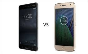 phones with stock android nokia 6 vs moto g5 plus stock android