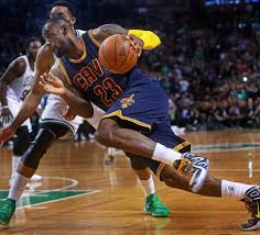 lebron james embraced challenge of playing at td garden the
