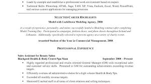 commercial model job description salon manager responsibilities resume hairdresser job description