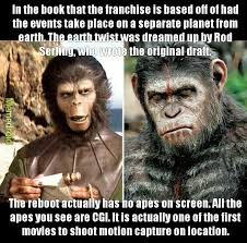 Planet Of The Apes Meme - the planet of the apes franchise 1968 meme by iamgroot
