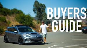 everything you need to know before buying a mazdaspeed3 youtube