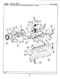 parts for maytag de412 dryer appliancepartspros com