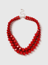 red necklace accessories images Necklace accessories dorothy perkins jpg