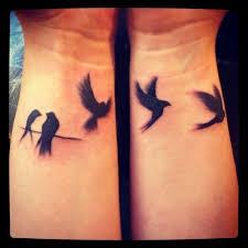 15 best small bird tattoos on wrist images on pinterest small