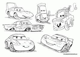 beautiful printable coloring pages cars photos printable