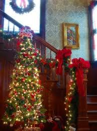 Decorations For The Home 148 Best Christmas Stairs Images On Pinterest Christmas Ideas