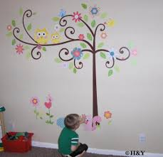 Owl Nursery Wall Decals by Decorative Wall Art Stickers Picture More Detailed Picture About