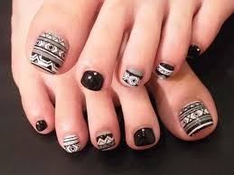 Toe And Nail Designs 50 Toe Nail Designs Ideas Fmag Com
