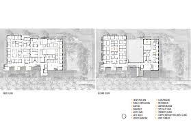 gallery asu health services building lake flato architects 12