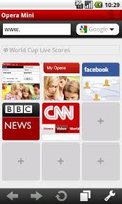 operamini handler apk gratis con opera mini y uc browser handler claro 2014