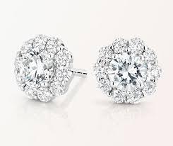 dimond earings earrings brilliant earth
