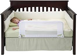 Convertible Crib Toddler Bed Rail Hiccapop Safe Sleeper Convertible Crib Bed Rail For