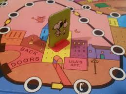 snoopy come home game a board game a day