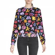moschino women clothing sweatshirt wholesale outlet london