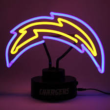 Neon Lights Kevin Gates La Chargers Home Decor Chargers Furniture Chargers Office Supplies