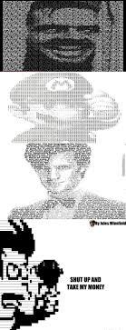 Ascii Art Meme - ascii art text art by recyclebin meme center