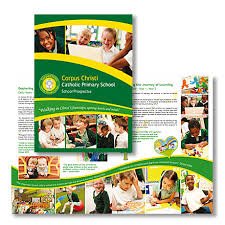 school brochure design templates school prospectus design sles fieldstation co