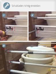 nobilia küche schubladen ausbauen schubladen richtig einstellen tipps diybook at