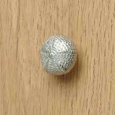 sea urchin shell bathroom cupboard door handle uk made drawer