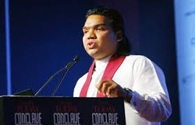 Namal Rajapaksa India Today Conclave 2012 Highlights Session Videos Photos And Q U0026a