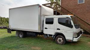 mitsubishi fuso box truck 2007 mitsubishi fuso box truck used mitsubishi fuso for sale in