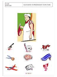 all worksheets occupation worksheets for kindergarten
