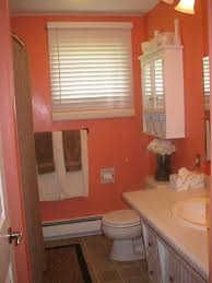 brown and orange bathroom accessories sacramentohomesinfo