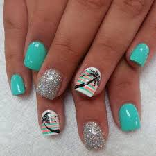 best 25 palm tree nails ideas on pinterest palm tree nail art