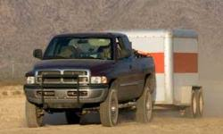 2007 dodge ram 1500 towing capacity chart towing capacity chart howstuffworks