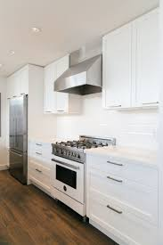 White On White Kitchen Designs Best 25 White Shaker Kitchen Cabinets Ideas On Pinterest Shaker