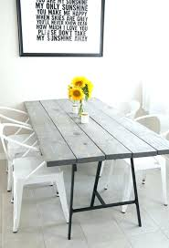 diy concrete dining table diy concrete dining table concrete dining table top enchanting