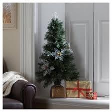 4ft christmas tree buy festive 4ft fibre optic christmas tree from our christmas