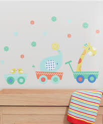 Dr Seuss Nursery Wall Decals by Mothercare Roll Up Roll Up Circus Wall Stickers Yy Bdae