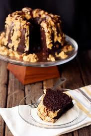 grain free german chocolate bundt cake gluten free and dairy free