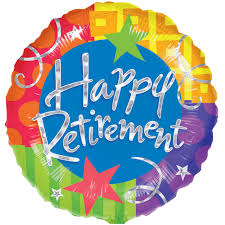 retirement balloons delivery happy retirement balloon sherwood florist florist havant