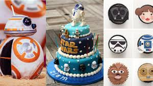 starwars cakes wars cakes from a galaxy far far away bon appetit