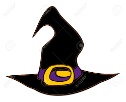 halloween clipart witch 17 784 witch hat stock vector illustration and royalty free witch