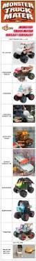 mater monster truck videos mattel disney pixar diecast cars monster truck mater checklist