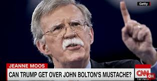 Get Over It Meme - can trump get over john bolton s mustache cnn this is not a meme