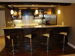 basement simple bars for basements ideas with granite countertop