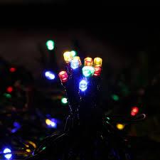 qedertek solar string lights qedertek outdoor solar string lights 40ft 100 led solar decoration